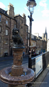 Edinburgh - good to know, Greyfriars Bobby, PlanMyTravels.eu