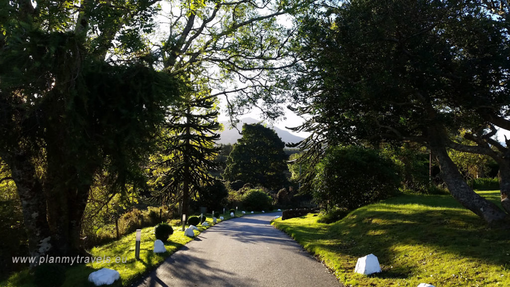 Isle of Skye, PlanMyTravels.eu, Portree - Kiltaraglen House