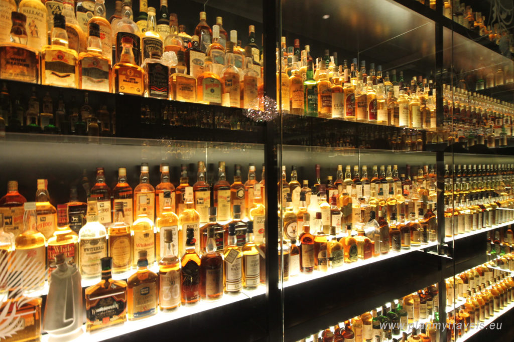 Szkocja, Edynburg, Whiskey, The Scotch Whisky Experience
