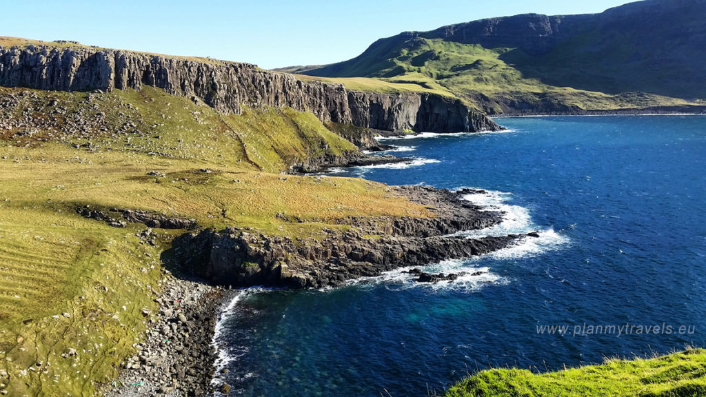 Szkocja, Isle of Skye, PlanMyTravels.eu, Neist Point