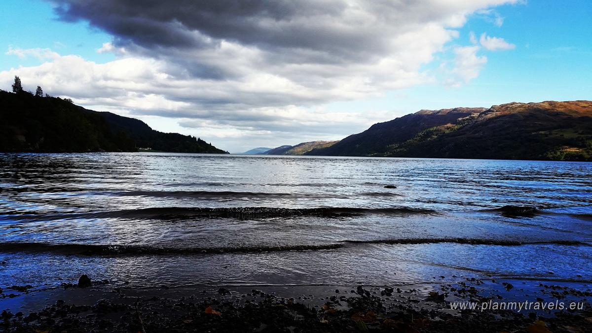 Szkocja, Isle of Skye, PlanMyTravels.eu, Jezioro Loch Ness