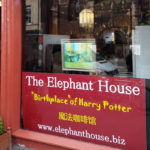 Edinburgh and St. Andrews, PlanMyTravels.eu, The Elephant House, J.K. Rowling