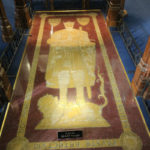Edinburgh and St. Andrews, PlanMyTravels.eu, tomb of Robert the Bruce