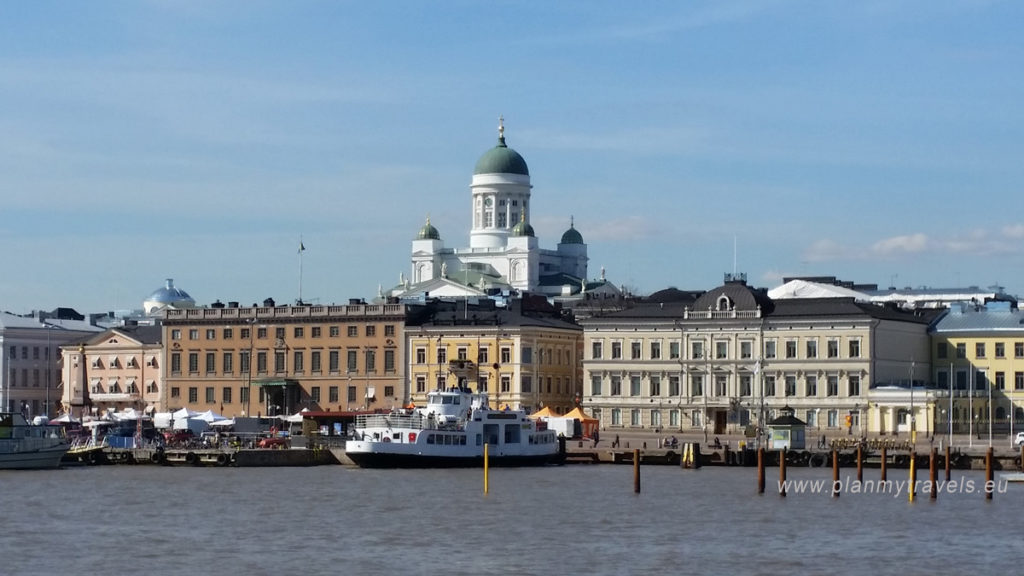 Finland, Helsinki, Finland - land of saunas, raw herring, nature and reindeers