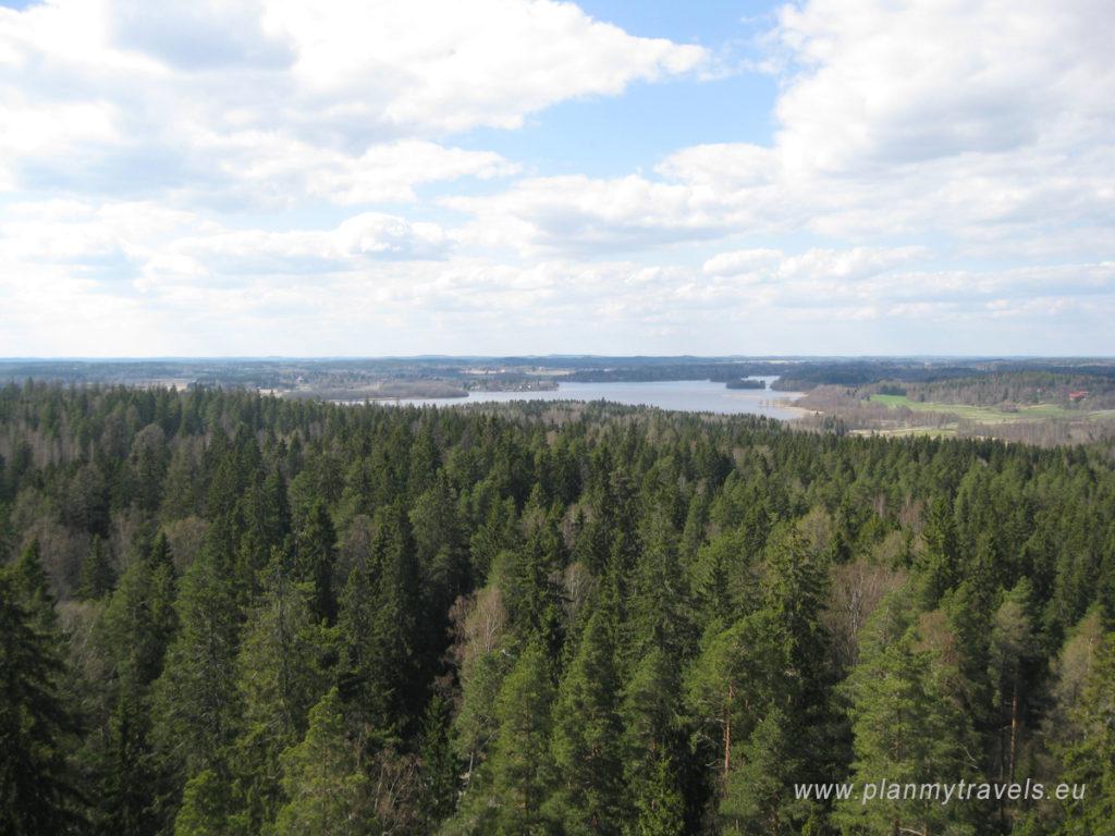 Finlandia - kraina saun, śledzi, lasów i reniferów