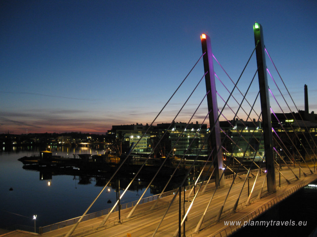 Helsinki, PlanMyTravels.eu, The Nordic Hotel - Ruoholahti Harbour view