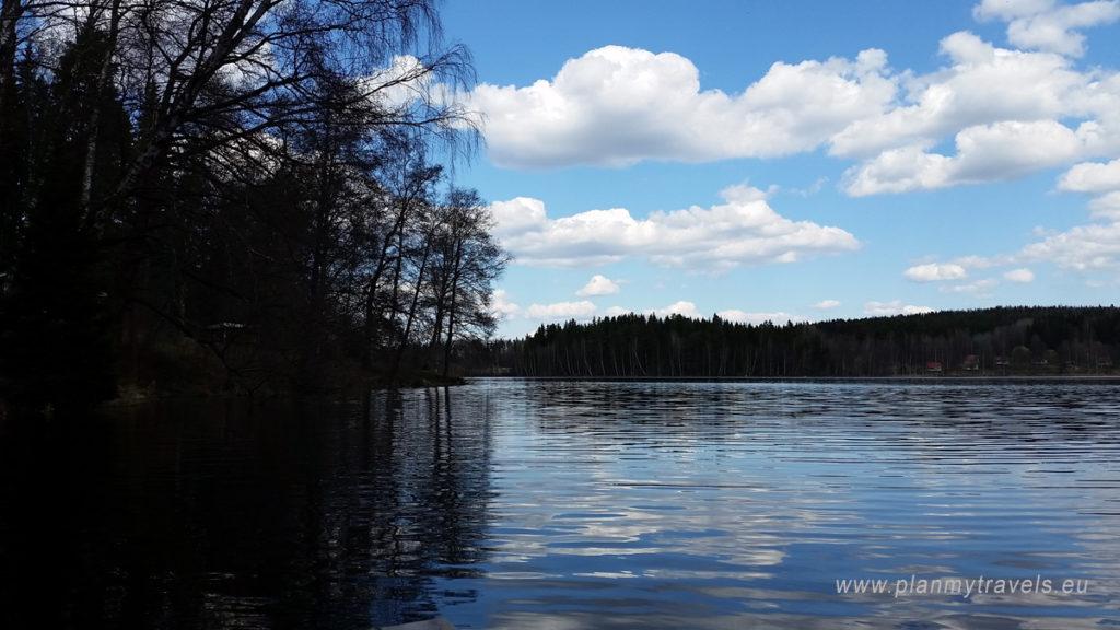 Finlandia, Park Narodowy Aulanko