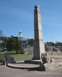 Finland, Hanko, PlanMyTravels.eu, Hanko - Freedom Monument