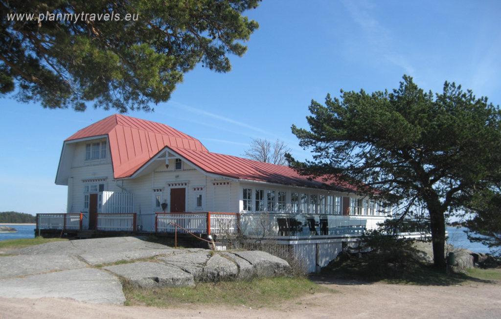 Finlandia, Hanko, Finalandia kraina saun lasów i reniferów