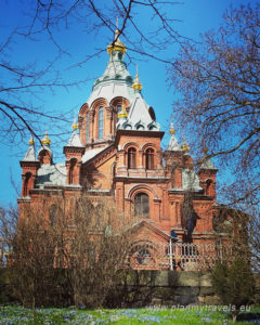 Finland, Helsinki, Finland - land of saunas, raw herring, nature and reindeers, Uspensky Cathedral, PlanMyTravels.eu