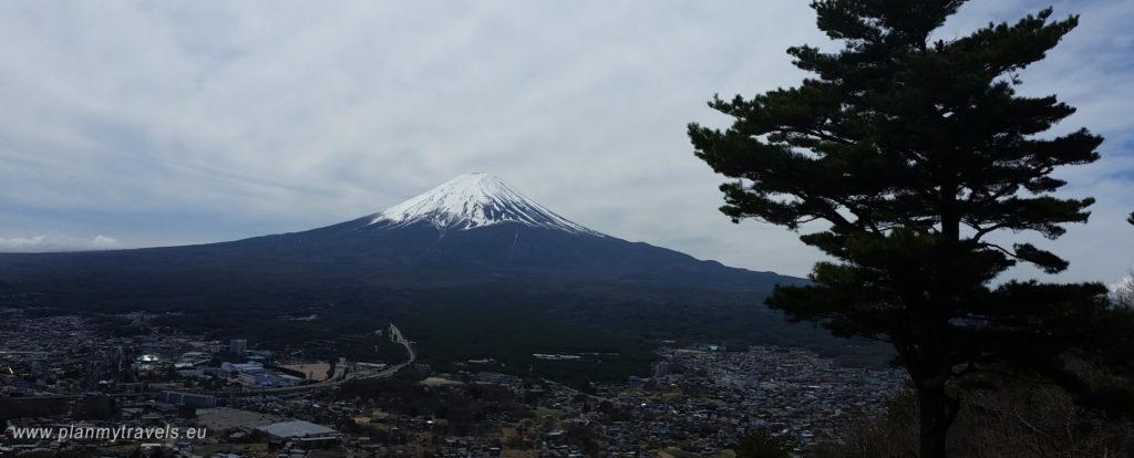 Japonia, Góra Fuji