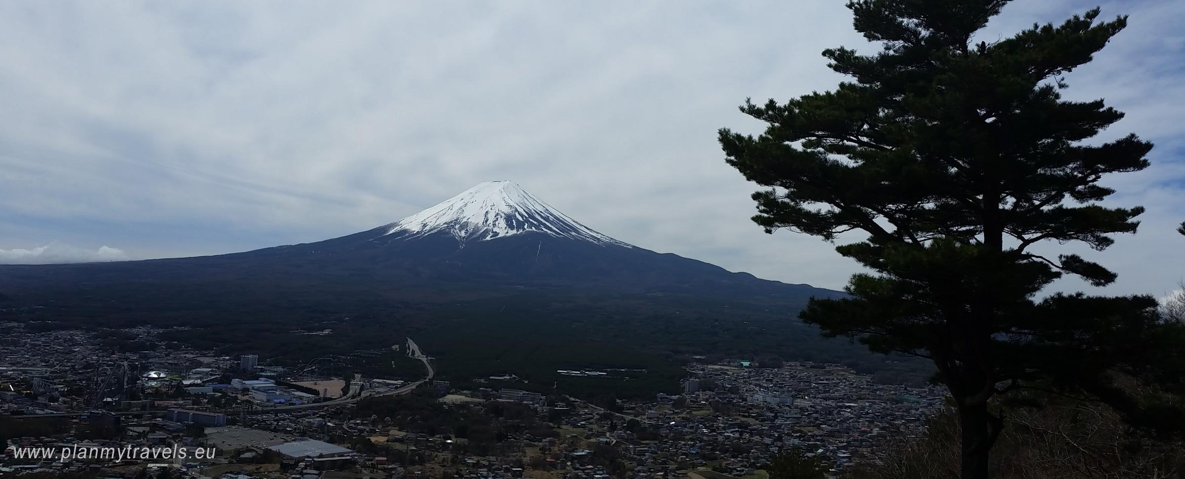 Japonia, Góra Fudżi, Mt. Fuji