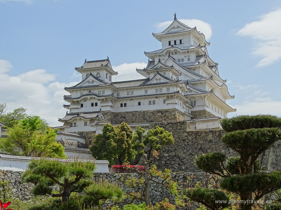 Japan - tailor-made Travel plan, trip tp Japan, PlanMyTravels.eu, Himeji Castle