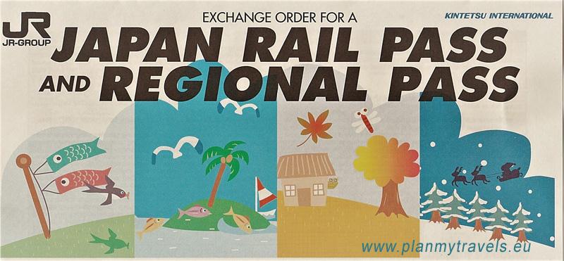 Japonia jak zorganizować samodzielną podróż, Japan Rail Pass, JR Pass