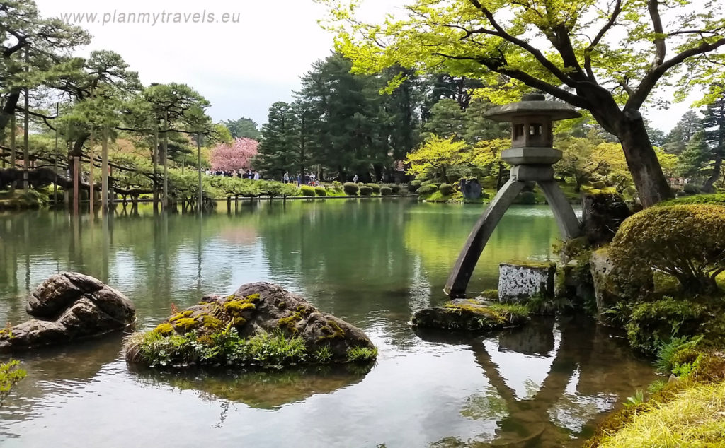 Japan - tailor-made Travel plan, trip tp Japan, PlanMyTravels.eu, Kanazawa Kenroku-en Garden