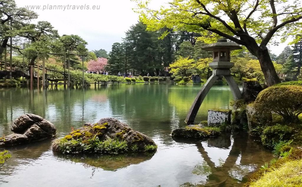 Japonia, Kanazawa Kenroku-en Garden