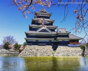 Japonia, Matsumoto Castle
