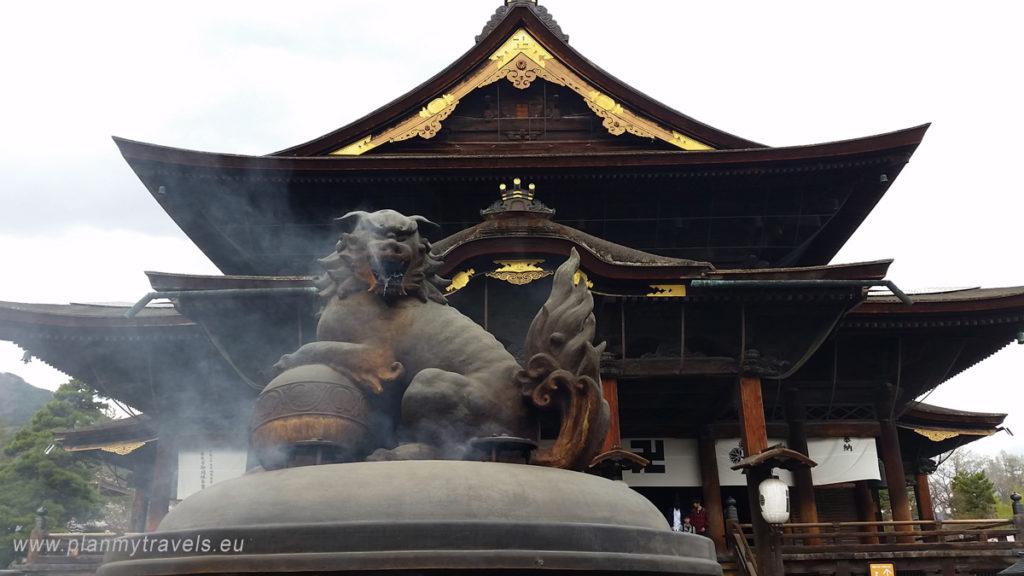 Japonia, Nagano, Zenko-ji Temple