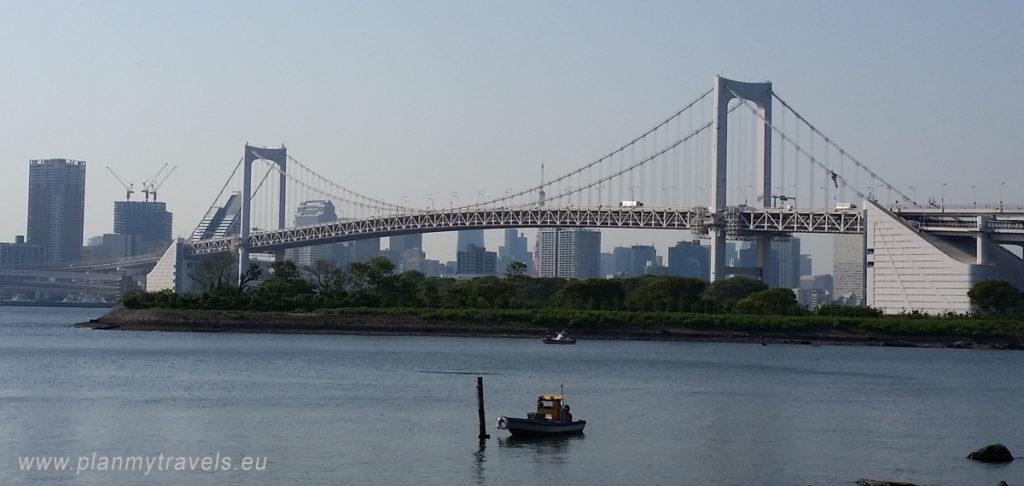Japonia, Tokyo Bay, wyspa Odaiba