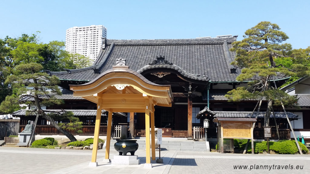 Japan - tailor-made Travel plan, trip tp Japan, PlanMyTravels.eu, Tokyo Sengakuji Temple