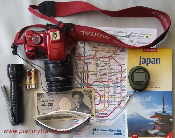 Japan how to organise trip, PlanMyTravels.eu