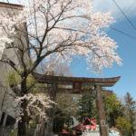 Japan, Mt Fuji, Hachioji shrine (Funatsu)