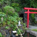 Japan, Hasedera, Benten Cave