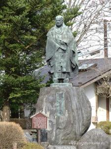 Japonia, Nikko, biskup Tenkai