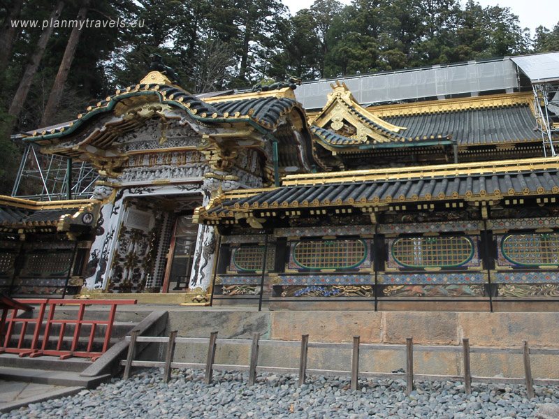 Japonia, Nikko, Toshogu Shrine