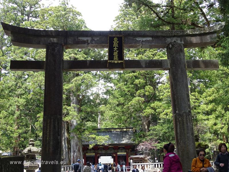 Japonia, Nikko, Nikko - światło słońca, Toshogu Shrine