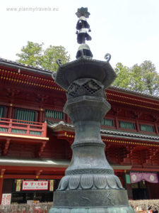 Japonia, Nikko, Itowappu Tourou