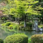 Japan, Kanazawa_Kenrokuen garden