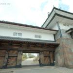 Japan, Kanazawa Castle