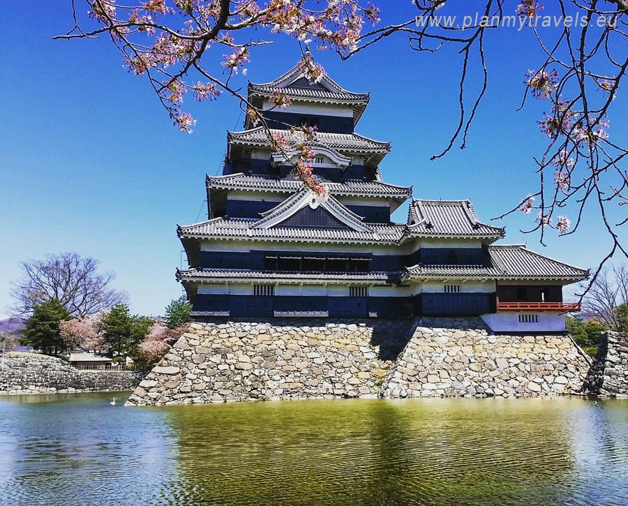 Japonia, Zamek Matsumoto