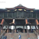 Japan, Nagano, Zenkoji Temple, Hondo