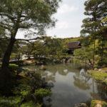 Japonia, Kioto, Ginkakuji Temple, Srebrny Pawilon