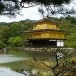 Japonia, Kioto, Kinkakuji, Złoty Pawilon