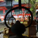 Japonia, Nara, świątynia Kasuga Taisha, lampiony
