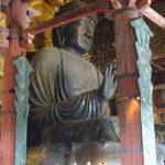 Japonia, Nara, świątynia Todaji, Budda