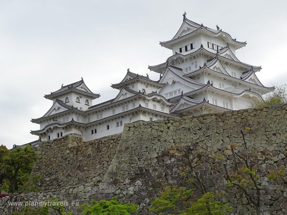 Japonia, Himeji Zamek BIałej Czapli