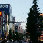 Japonia, Tokio, Akihabara