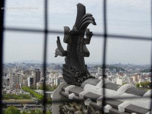 Japan, Himeji Castle, Shahi