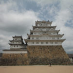 Japan, Himeji Castle, White Egret Castle