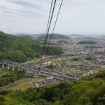 Japan, Mt. Shosha Ropeway