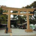 Japonia, Tokio, Świątynia Meiji