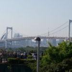 Japonia, Tokio, Odaiba, Most Tęczowy