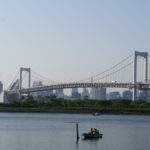 Tokyo, Odaiba, Rainbow Bridge