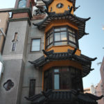 Japan, Yokohama, Chinese Quarter