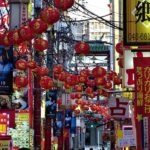 Japan, Yokohama, Chinese Quarter