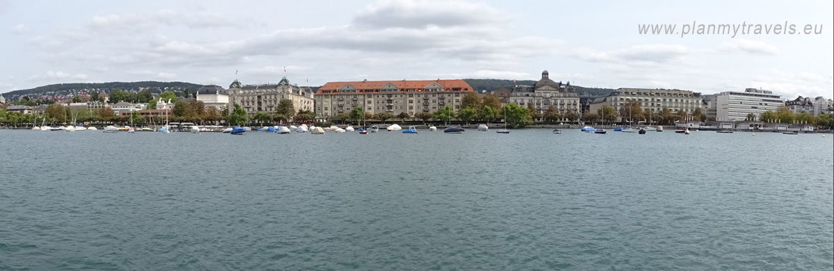 Switzerland, Zurich Lake